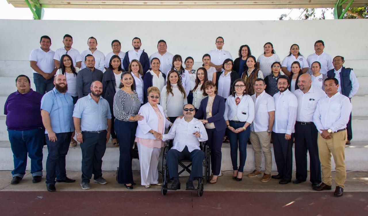 Homenaje a don Rubén H. Rodriguez Moguel